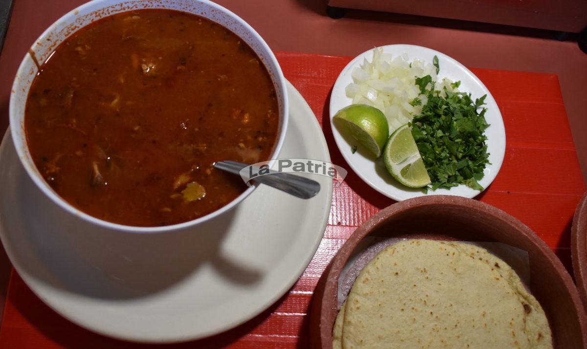 Birria/Goat Soup